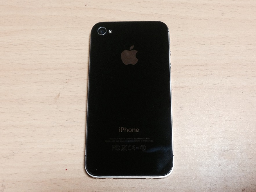 iPhone4S ジャンク