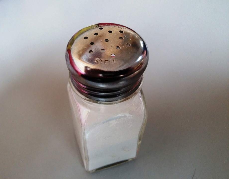 精製塩 危険性
