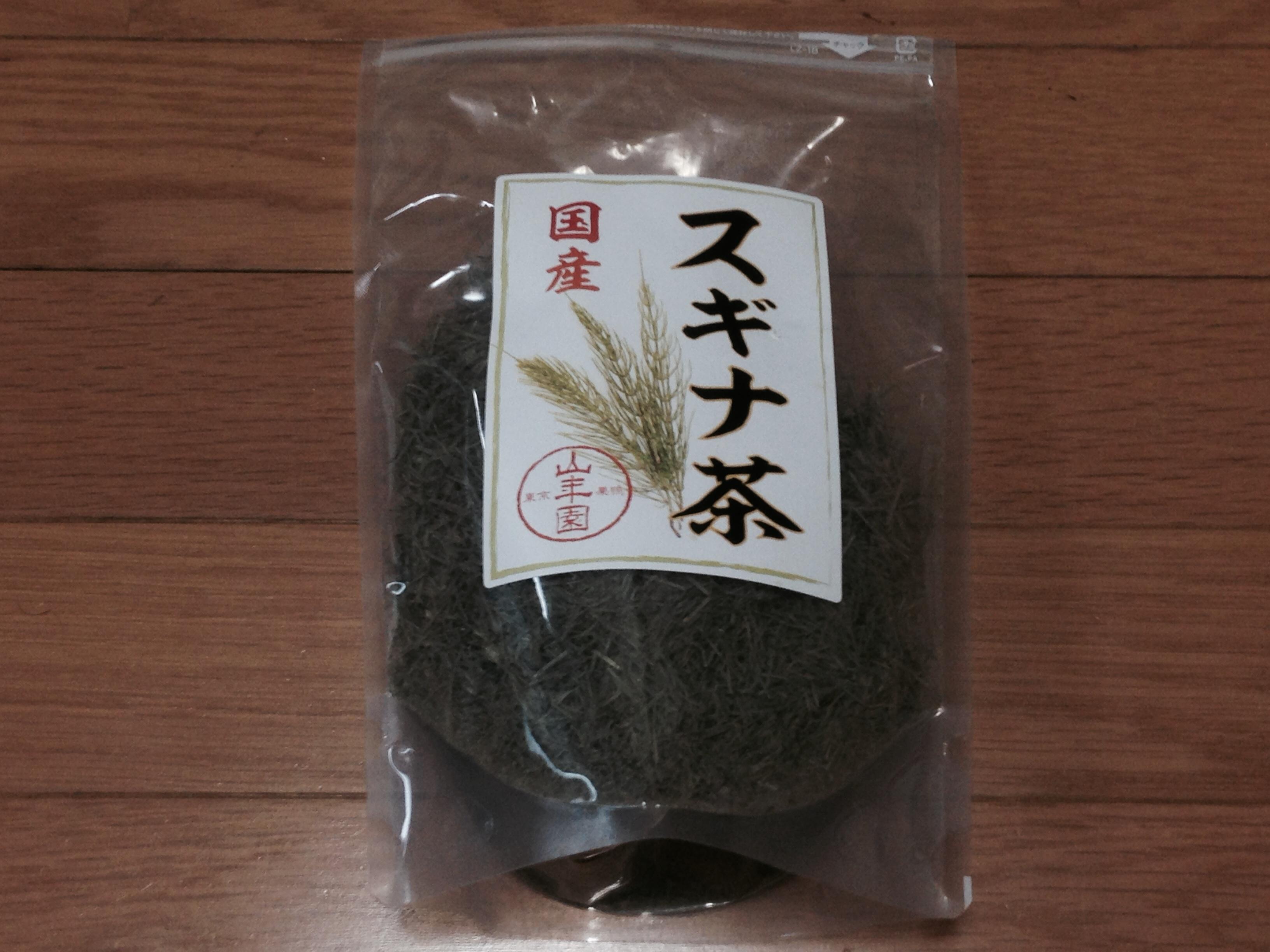 国産 無農薬 スギナ茶