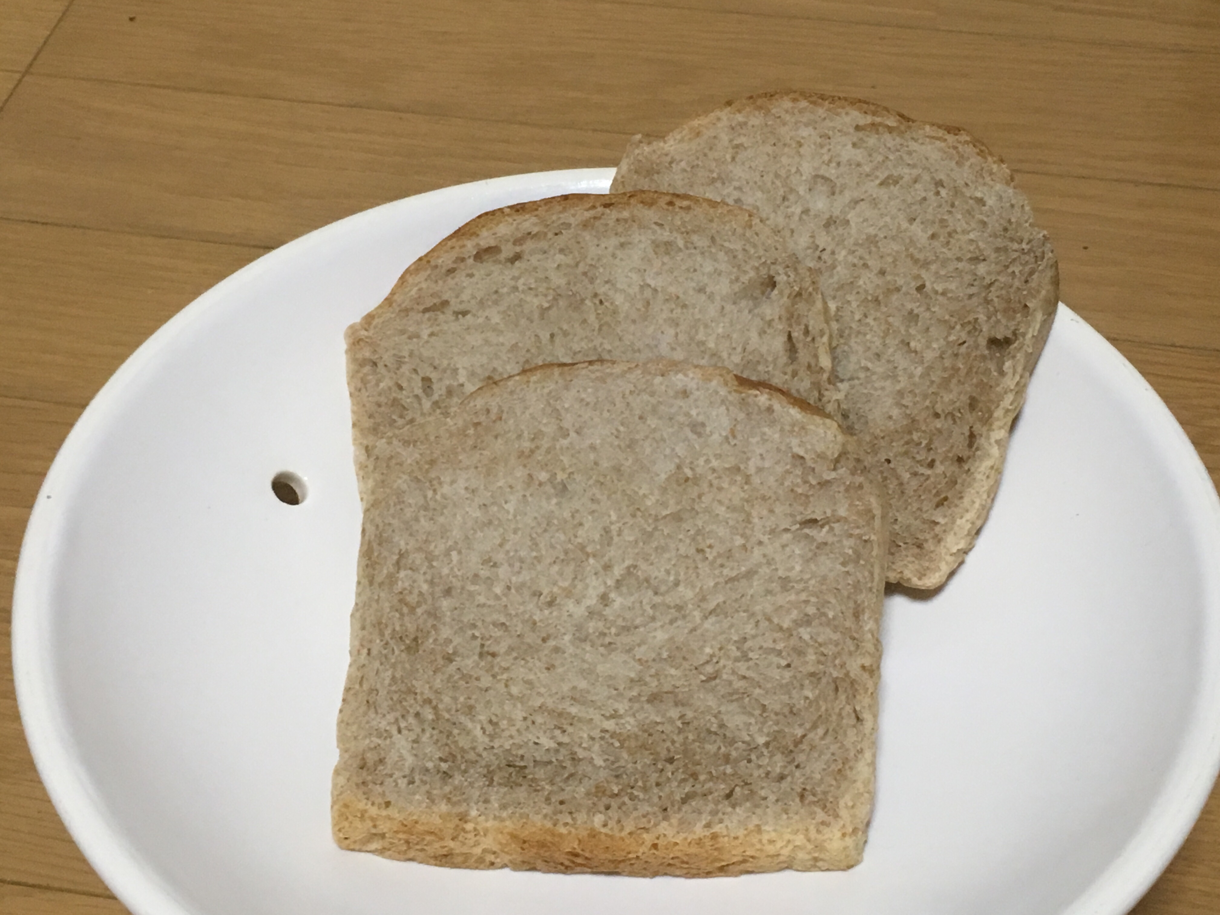 麦のかをり(石臼挽全粒粉)使用、天然酵母、無添加食 パンオールディーズ マナ
